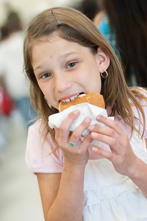 Brooke donuts at school blog-3