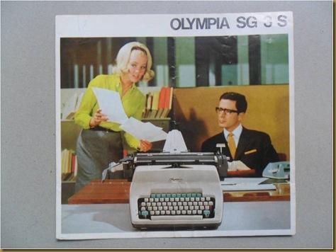 Manual book Olympia