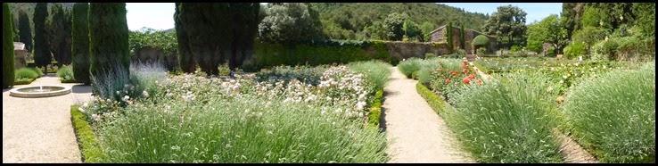 a pan garden