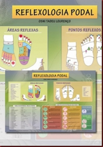Reflexologia Podal Mapa