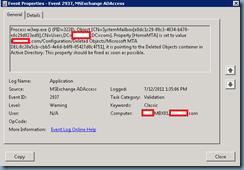 Fix Log onto Exchange ActiveSync EAS error - LME Services