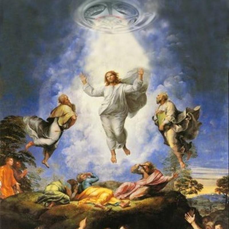 Teoria - A origem alienígena de Cristo