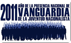 Vanguardia de la Juventud Nacionalista 2011