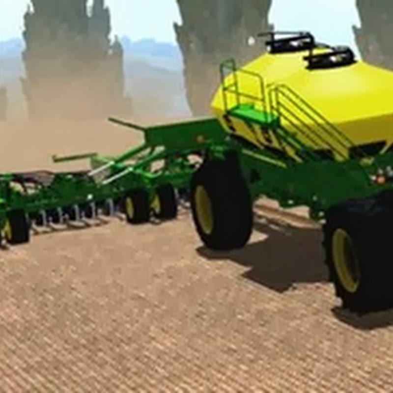 Farming simulator 2013 - John Deere 1910 1890 air seeder v 1.0