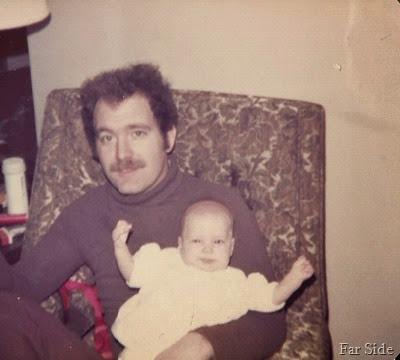 December 1975 jennifer her Dad PR
