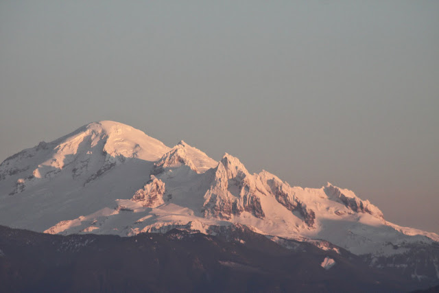 Nov/Dec 2013 - 3rd Place / Mt Baker in the Afternoon / Credit: Jim Heiden
