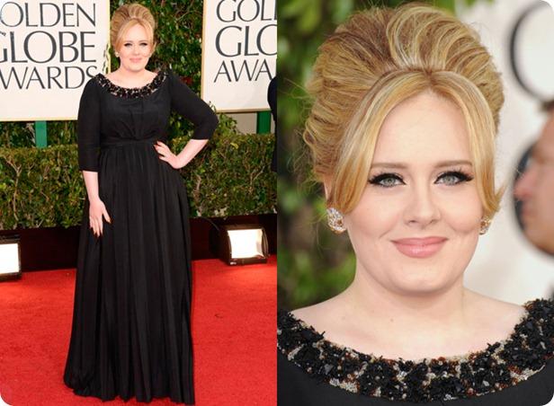Adele-Burberry-Globo-de-Ouro-2013