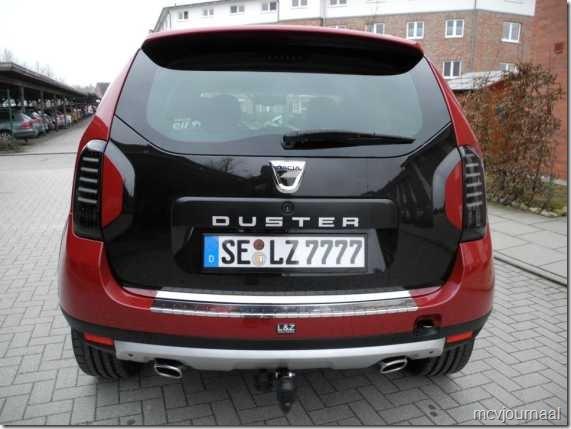 dacia Duster Admirable 14