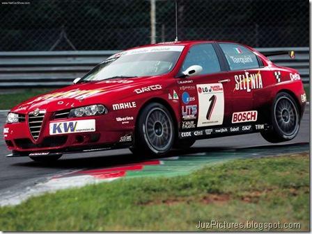 Alfa Romeo 156 GTA Autodelta (2004)4