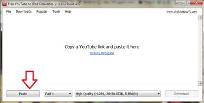 โปรแกรมดาวน์โหลด youtube  ทั้ง playlist