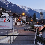 cafe guflina in Vaduz, Vaduz, Liechtenstein