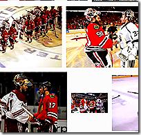 NHL handshake line