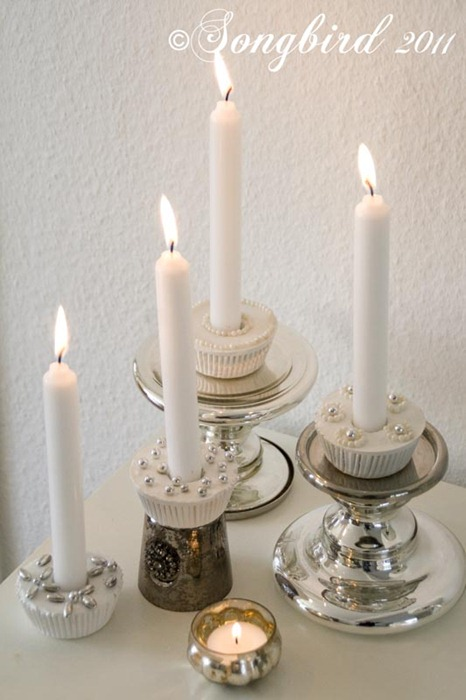 Cupcake Candle Holders 5