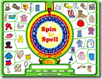 Spin and Spell - Independent Spelling Computer Center