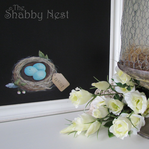 The Shabby Nest - Nest Blackboard 2
