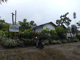 The Pulosari starting point on Gunung Liman (Dan Quinn, December 2012)