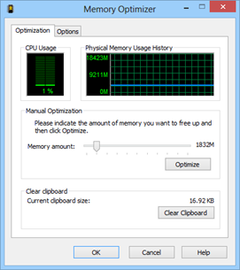 Glary Memory Optimizer