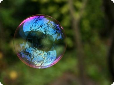 2012 ligero una burbuja en el viento
