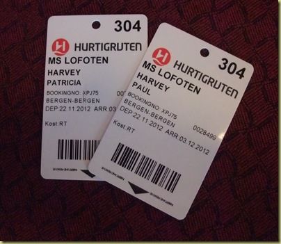 Hurtigruten Cards