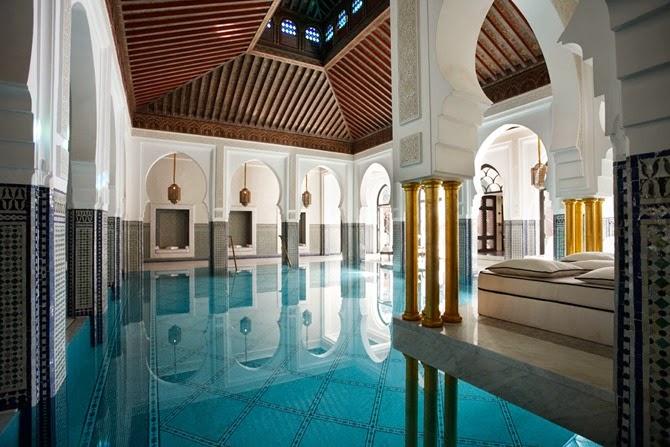La-Mamounia-Pool