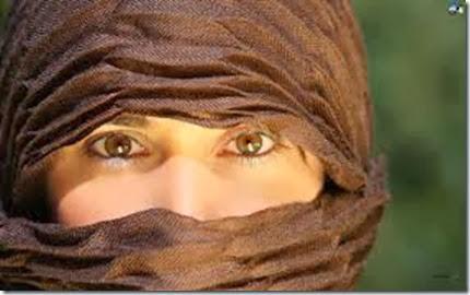 muslimah cantik bercadar
