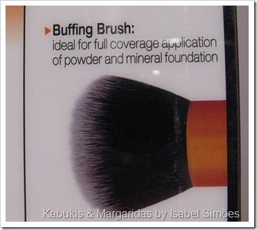 Buffing Brush da Real Techniques