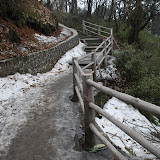 Emeishan - Snow after 2100m