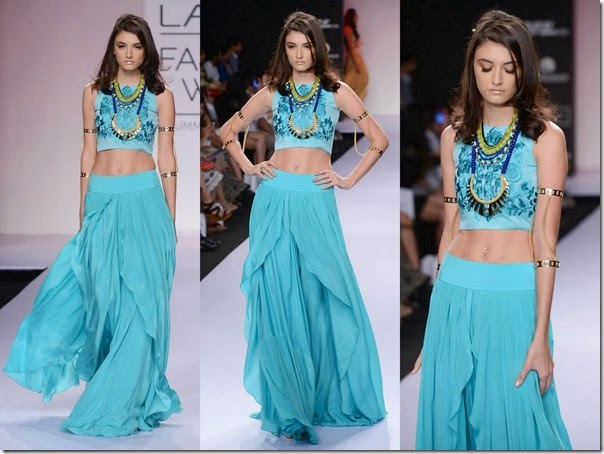 Pretty_Stoned_Blue_Lehenga