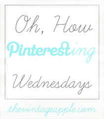 Blog- Pinterest Wed Vintage Apple