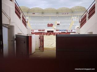 Vic-Fezensac arena (interior)