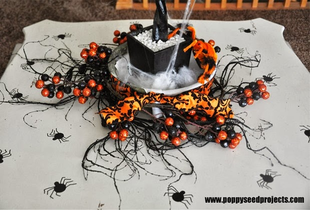 Halloween Decorating ideas - Spiders