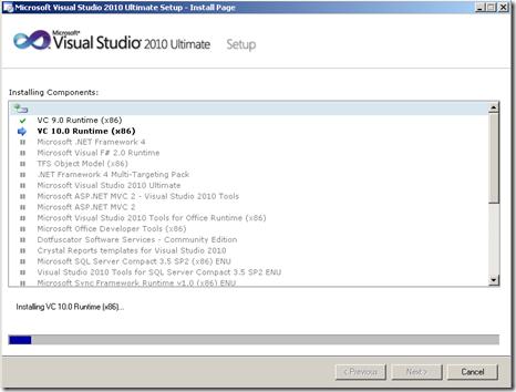 Cara Aktivasi Visual Studio 2010.4