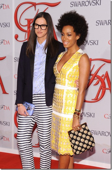 Jenna Lyons 2012 CFDA Fashion Awards Arrivals L0kw1sBsGMtl