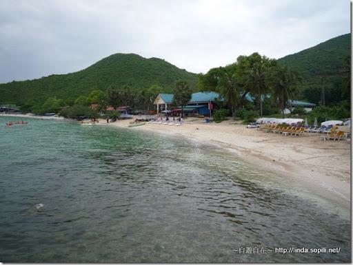 泰國芭達雅-月光島