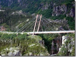 Bridge going to skagway
