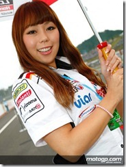Paddock Girls Grand Prix of Japan 02 October 2011 Motegi Japan (11)