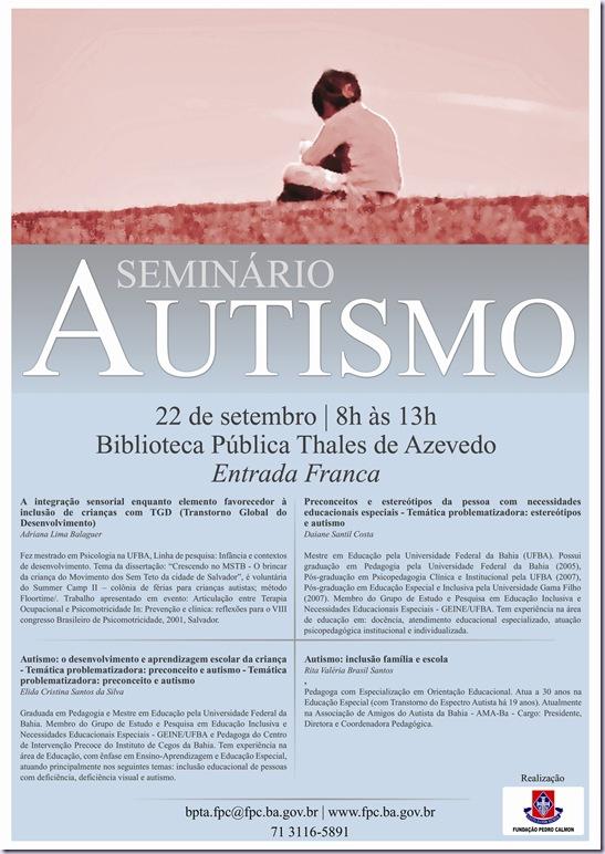 Seminário Autismo (2)