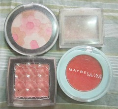 assorted blushes, bitsandtreats