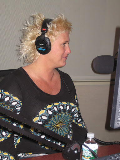 Chef Anne Burrell discussing the upcoming season of Food Network's