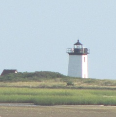Provincetown Lighthouse taken across the marsh2