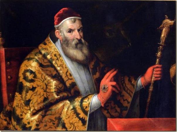 Bellini, Le pape Sixte V