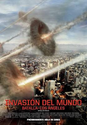 Poster de Invasion a la Tierra: Batalla Los Angeles