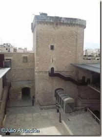 Castillo de Elche - Palacio de Altamira