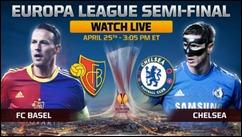 FC Basel - Chelsea
