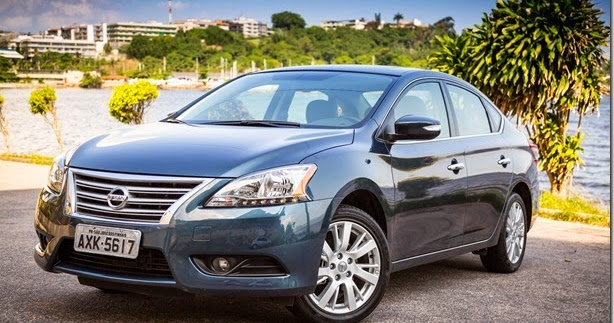 Novo Nissan Sentra supera as vendas do antigo em 75%