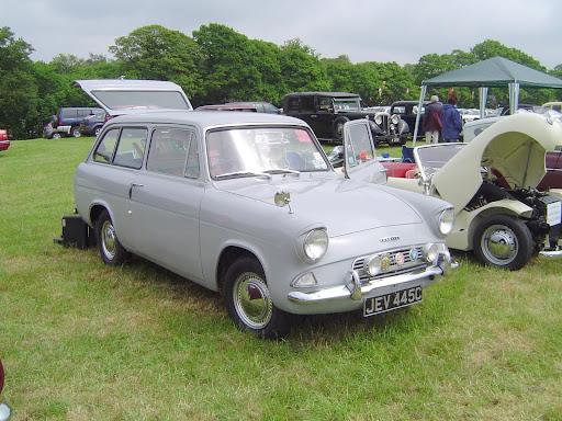 Ford Anglia basic Estate car