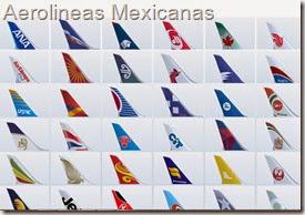 lista de aerolineas mexicanas