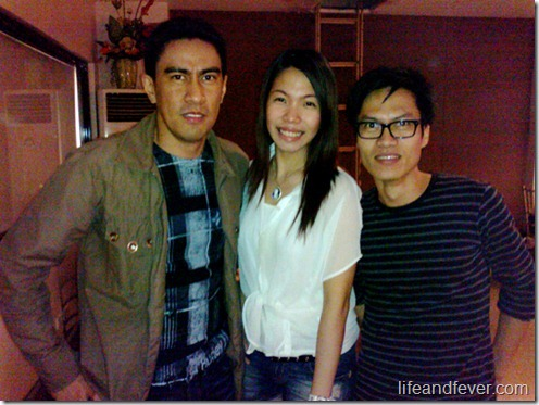 Ramon Bautista and Nani Naguit
