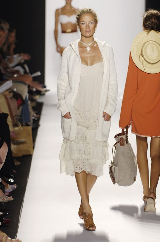 Michael Kors Spring 2006 caroline