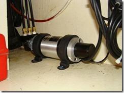 autopilit pump installed